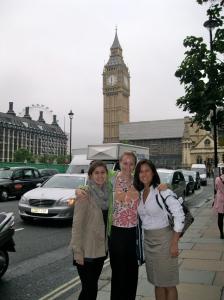 Hanna, Hannah, Big Ben and Me