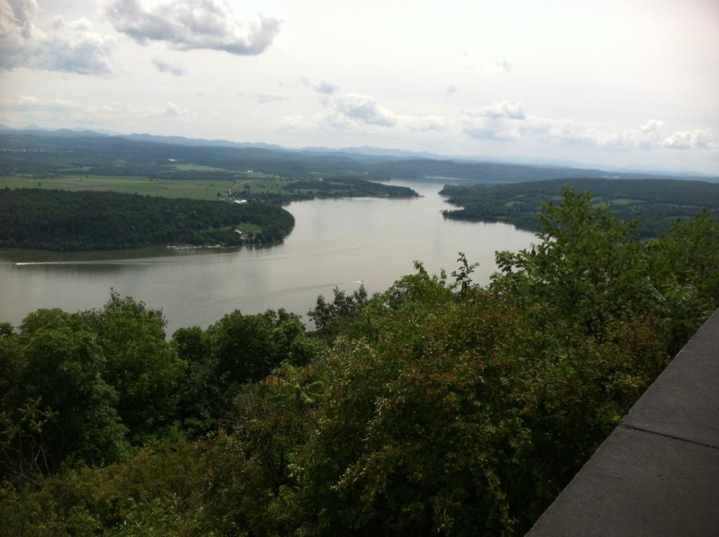 Mount defiance NY (Lake Champlain)
